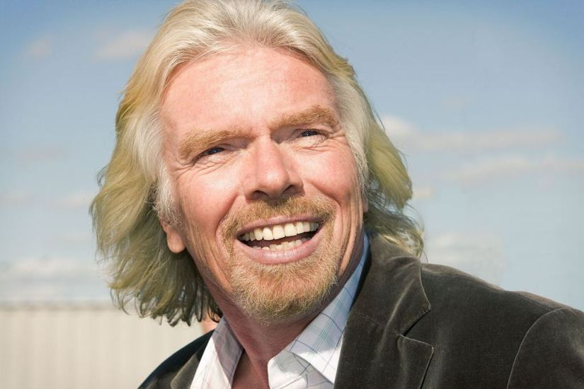 Life- Coaching Richard Branson